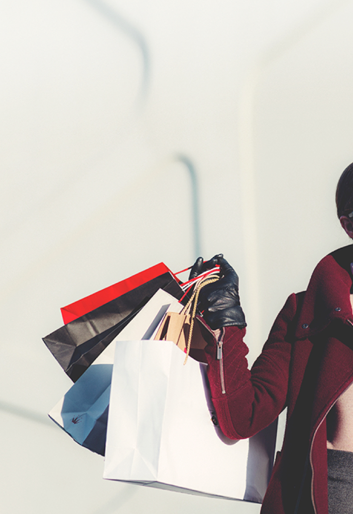 Shopping, Food, Lifestyle